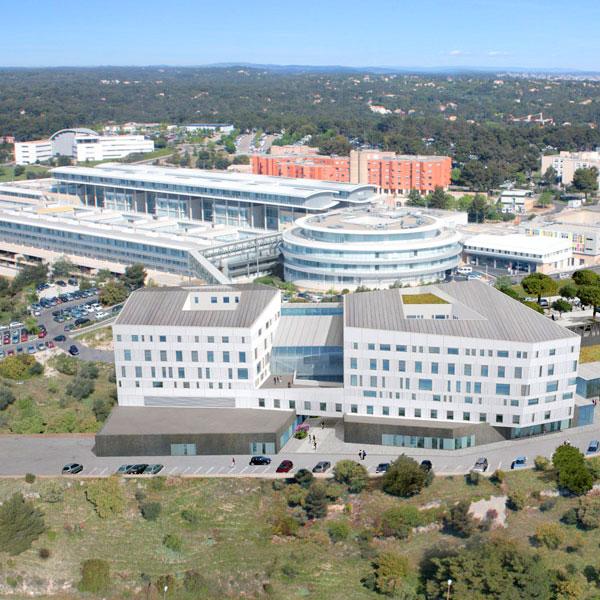 Institut de cancérologie de Nîmes CHU Nîmes (30)